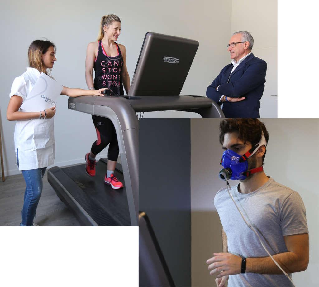 certificato Olymed centro medico sportivo